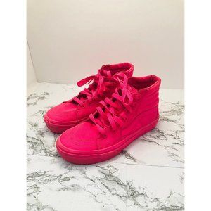 Vans High Top Sneakers 3.5